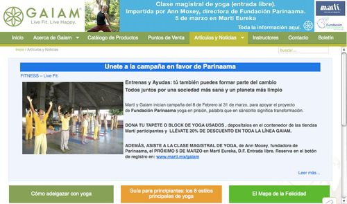 Www-Gaiam-parinaama